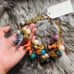 lenora dame Jewelry - last one! cute dinosaur lover 🦕  🦖  necklace